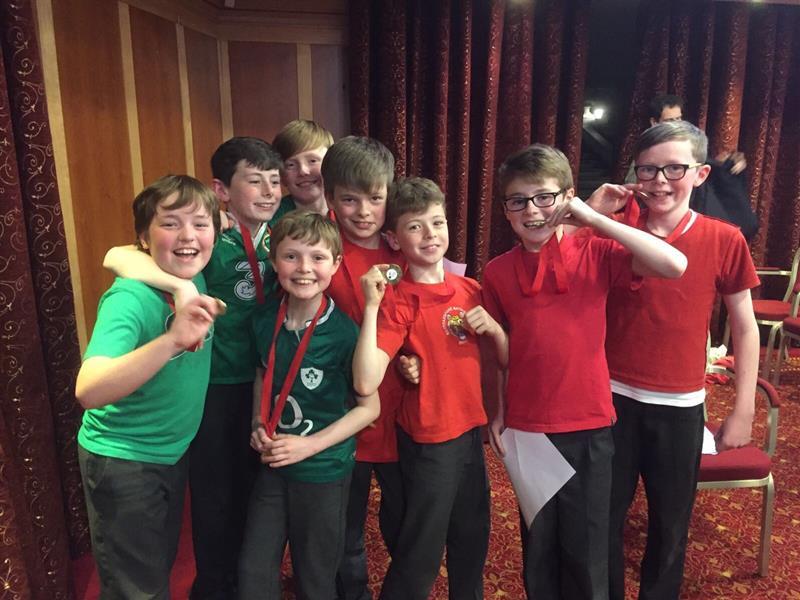Speech and Drama Feis winners!