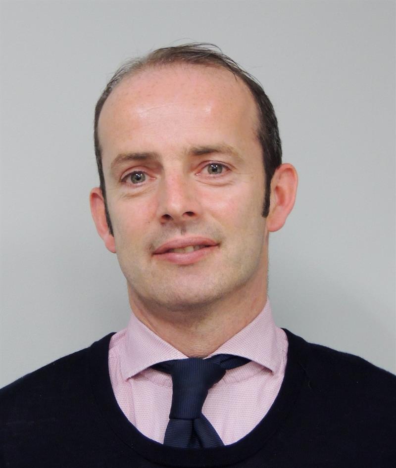 Principal James Docherty