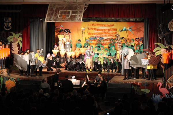 Fifth Form Musical