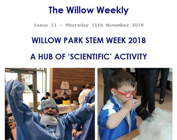 Willow Weekly Issue 11