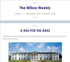 Willow Weekly Issue 7