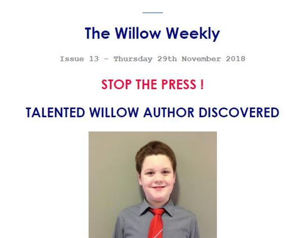Willow Weekly Issue 13