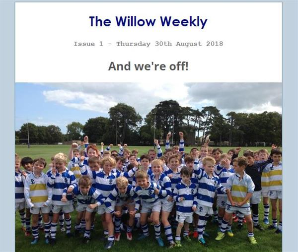 Willow Weekly Issue 1