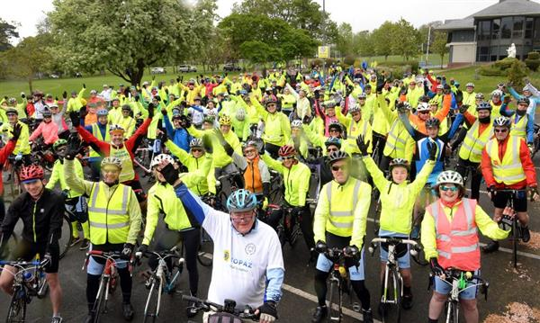 Willow Wheelers 100 mile Charity Cycle