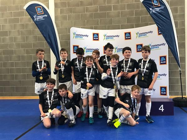 8 Willow Boys All Ireland Mini Rugby Champions