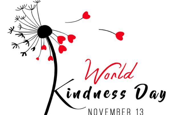 World Kindness Day 13th November