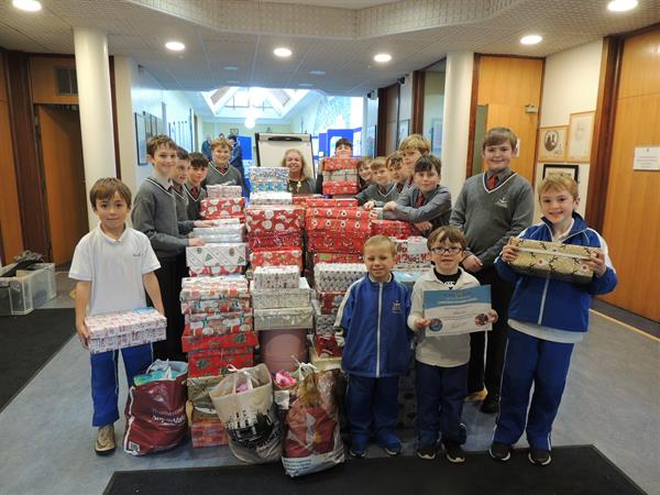 Shoe Box Appeal - Team Hope