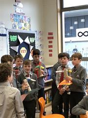 Engineers Visit to Willow Park School