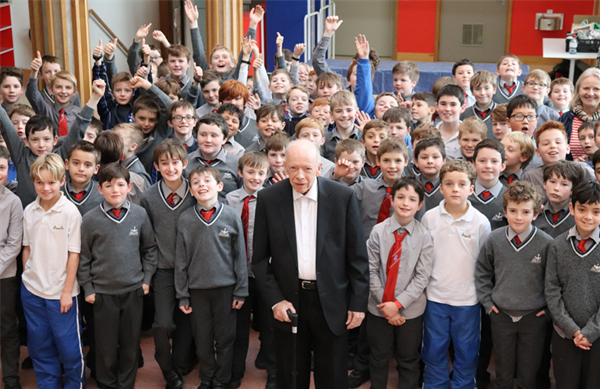 Fr. Gavin Cake Sale raised much needed funds for St. Vincent De Paul