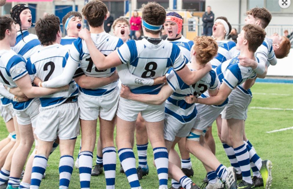 Blackrock College Return to Junior Cup Final