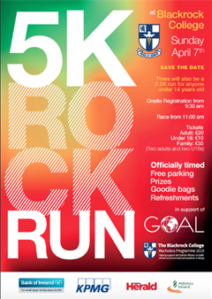 The 5k Rock Run