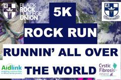 Rock Run 2020- Rock Runnin