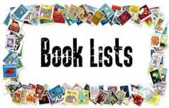 Book Lists 2020-2021