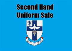 Second Hand Uniform Sale