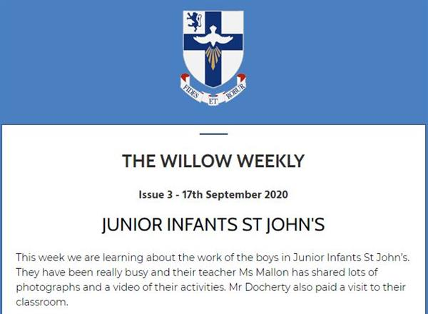 Willow Weekly Issue 3 2020
