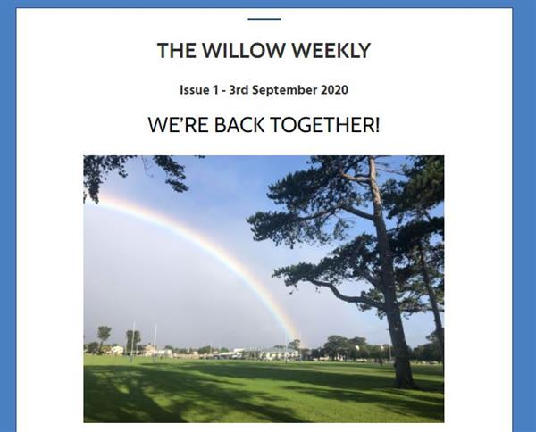 Willow Weekly Issue 1 2020