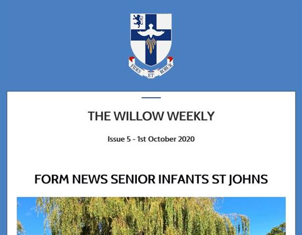 Willow Weekly Issue 5