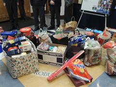 Food and Toy Appeal 2020