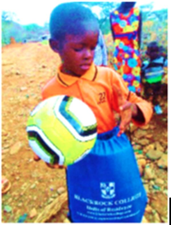 Children helping Children - Appeal
