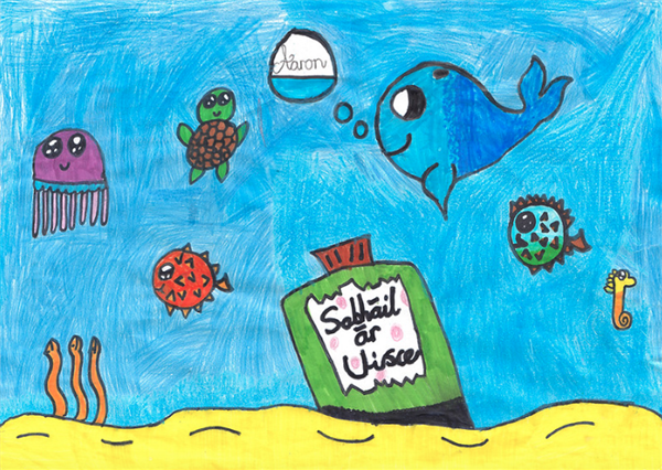 Let's take climate action for Water - Irish Water Poster Competition