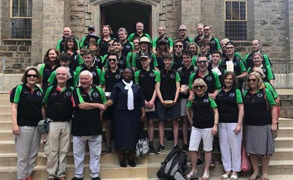 Willow Wheelers Trip to Kenya