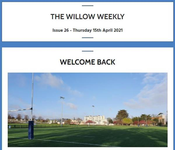 Willow Weekly Issue 26
