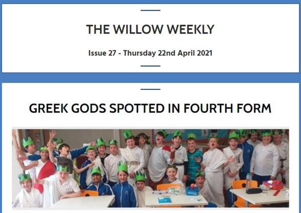 Willow Weekly Issue 27