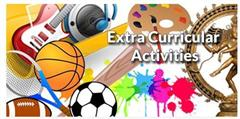 Extra Curricular Activities Weeks 30 & 31