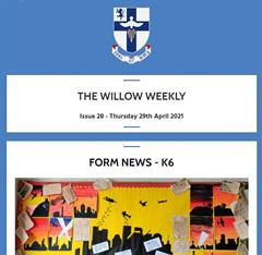 Willow Weekly Issue 28