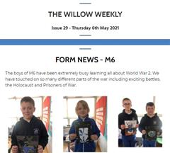 Willow Weekly Issue 29
