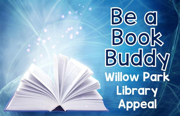Be a Book Buddy Library Appeal