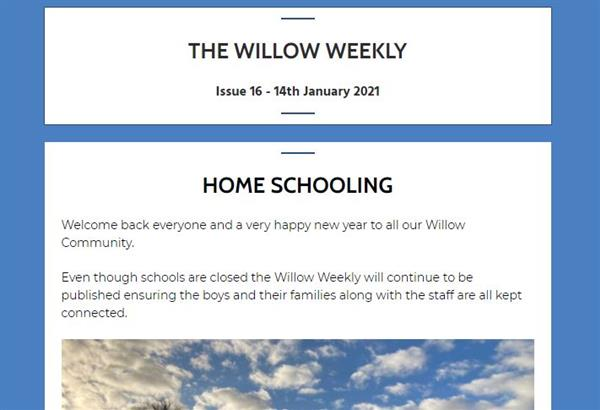 Willow Weekly Issue 16