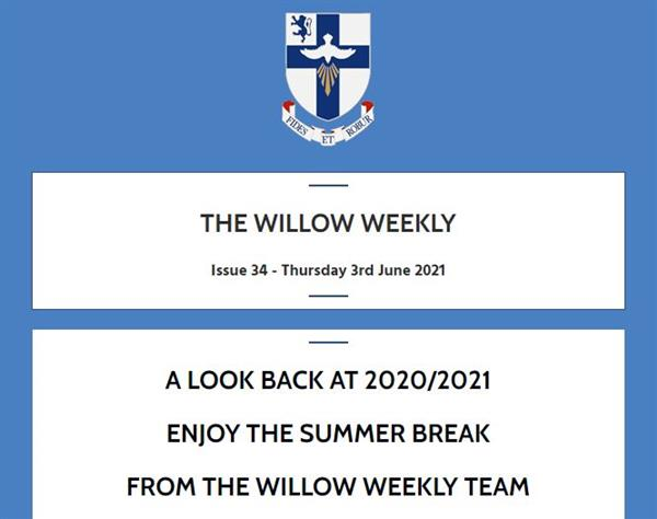 Willow Weekly Issue 34
