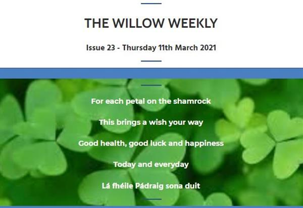 Willow Weekly Issue 23