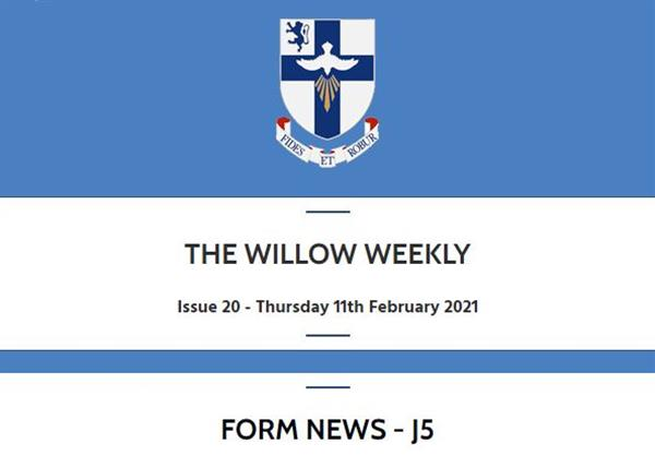 Willow Weekly Issue 20