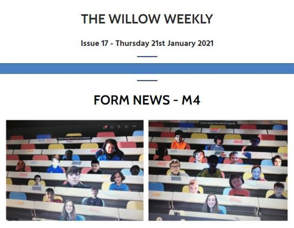 Willow Weekly Issue 17
