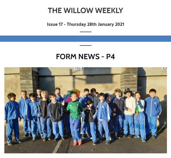 Willow Weekly Issue 18